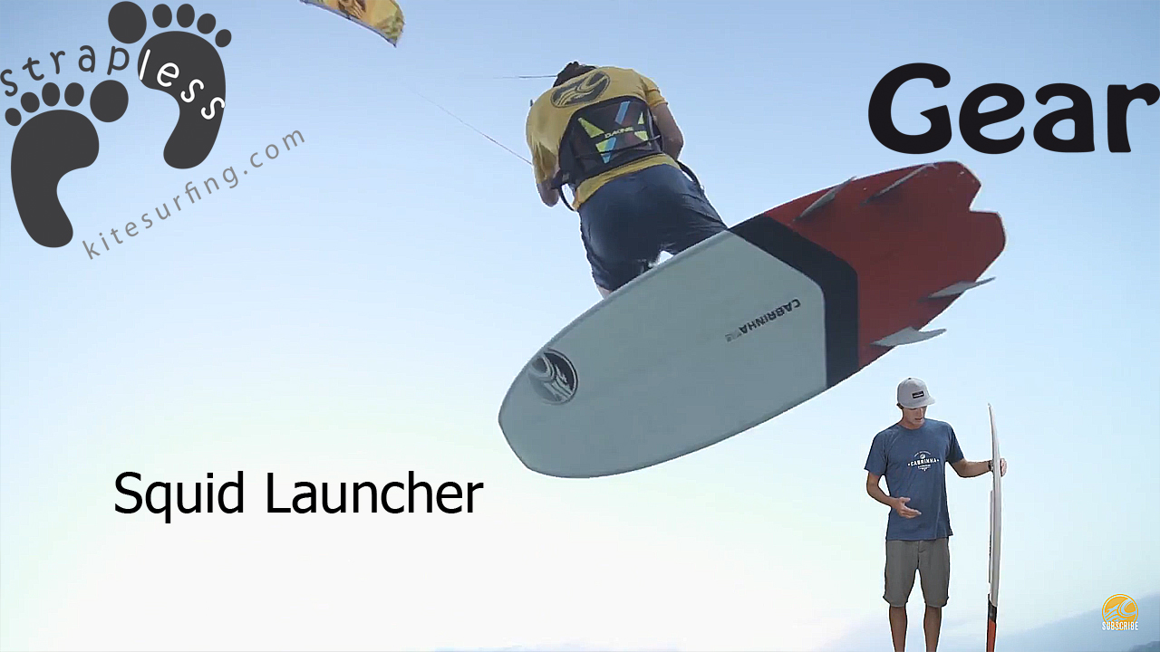 2017 Squid Launcher Cabrinha Kitesurfing
