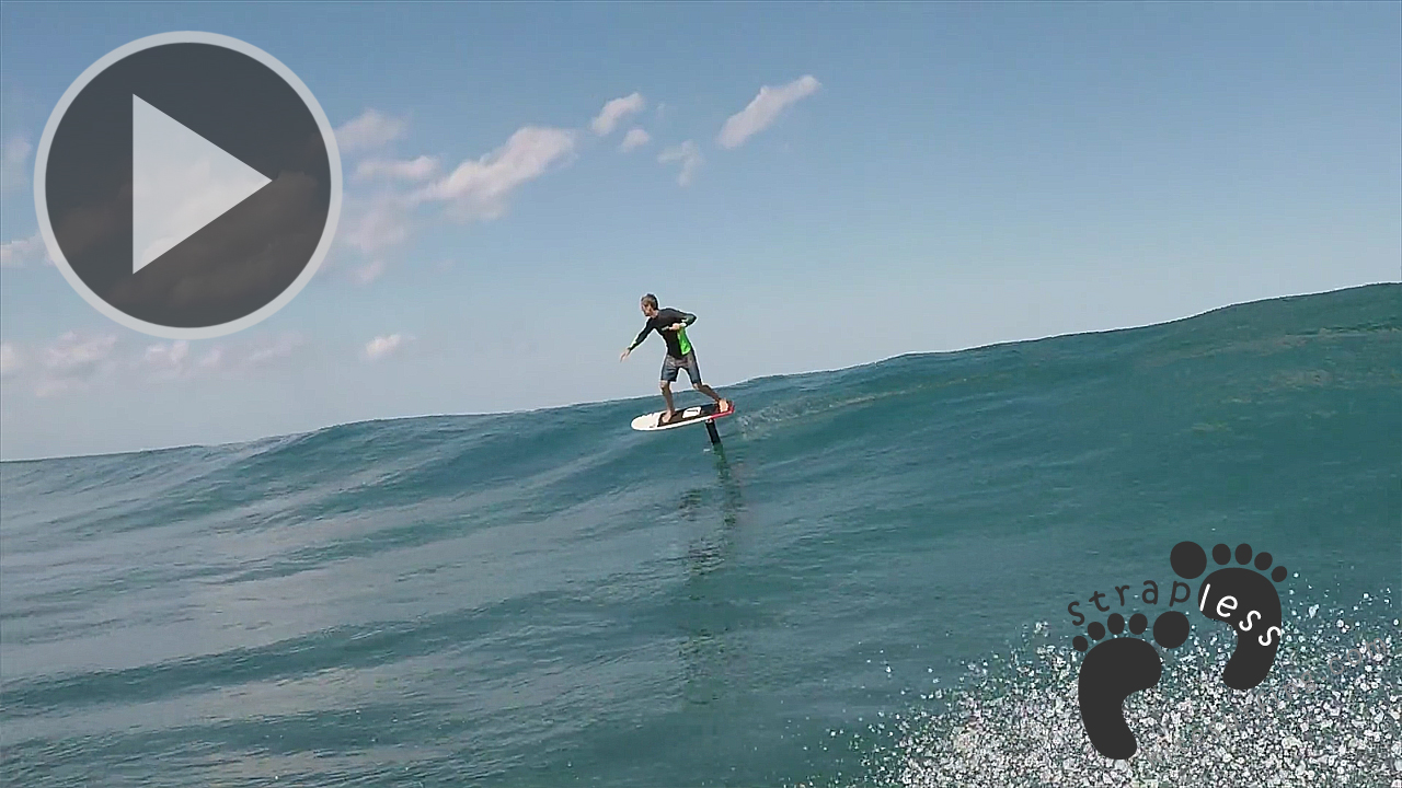 Hydro Foil Surfing Goodwinds