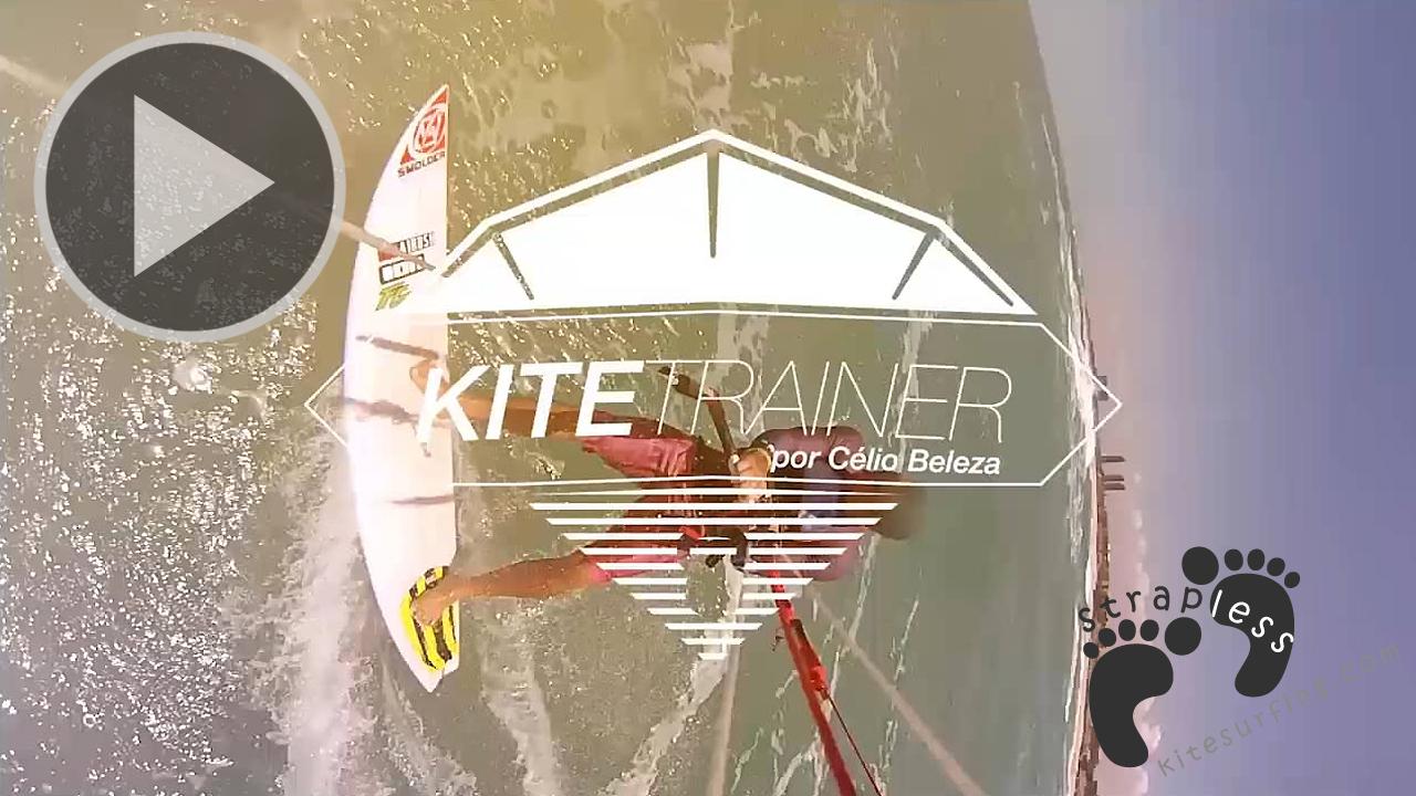 Kite Trainer - por Celio Beleza