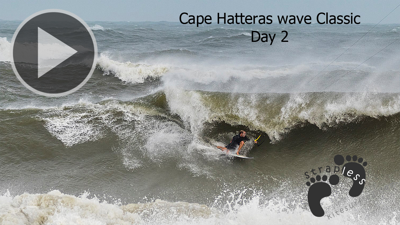 Cape Hatteras wave Classic day 2