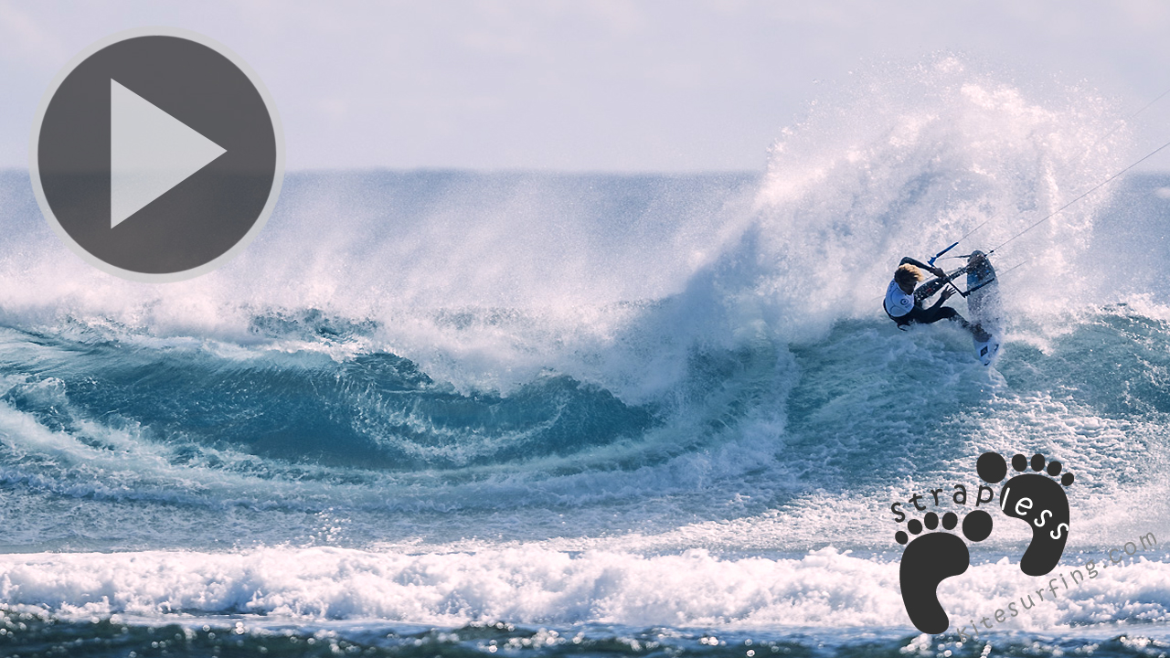 Men's Finals - GKA Kite-Surf World Tour - Mauritius