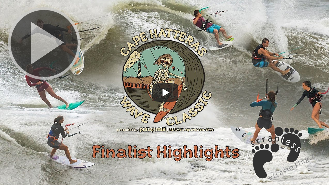 2017 Cape Hatteras Wave Classic Finalists