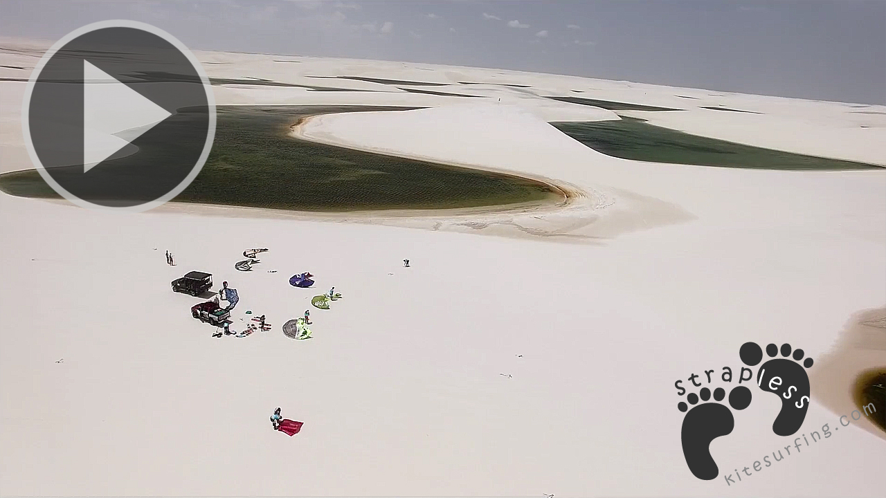 kitetrip 2017 - Rally dos ventos - Barra Grande until Atins