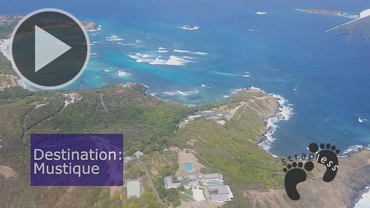 DESTINATION MUSTIQUE Kitesurfing a hidden gem of a reef