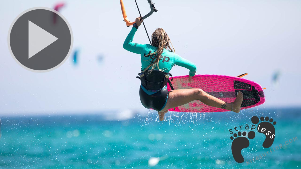 Jeep Tarifa Pro - Final Day Climax - Air Games and Women's KSWT
