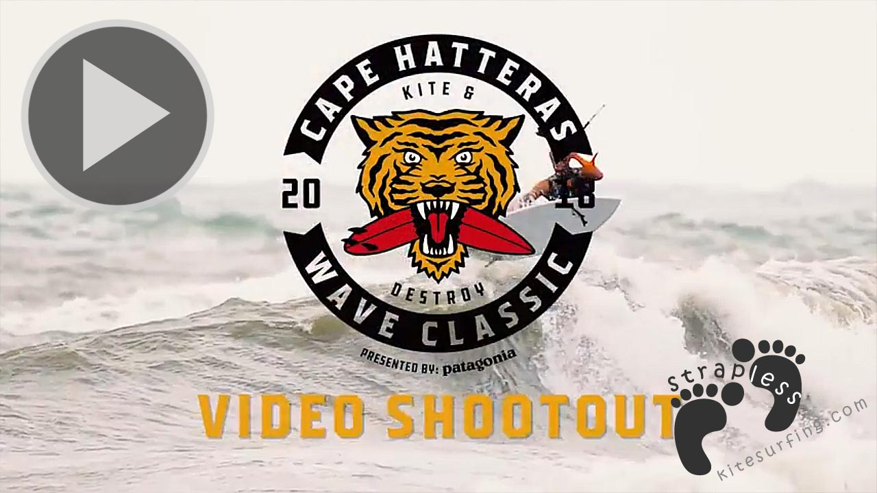 Cape Hatteras Wave Classic Video Shootout Announcement