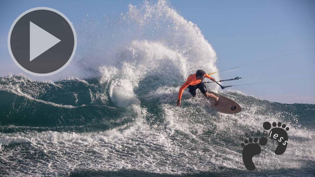 GKA Kite-Surf World Tour Torquay DAY 4 - Men's Singles Finals