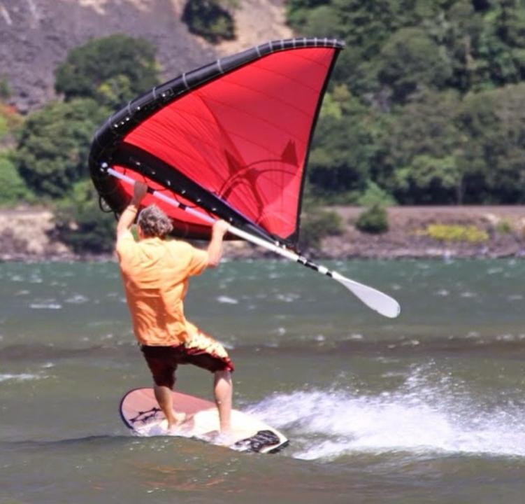 Wing foil - Duotone // strapless kitesurfing - Strapless