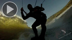 Lee side Lee – Another Go Pro footage in Jalama