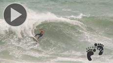 Ben Wilson – Saturdays session on the not so sunny coast